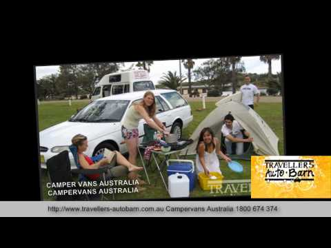 CHEAP CAMPERVANS FOR HIRE SYDNEY AUSTRALIA