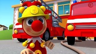 Jokie en Jet - brandweer