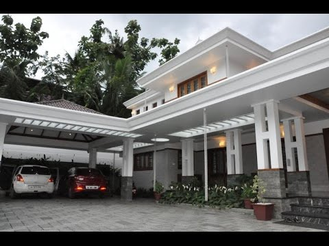 Kerala House Design | New Home Plans | Asianet dream home