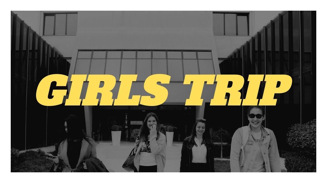 GIRLS TRIP   TRAVEL VLOG w/ MY 4 BEST FRIENDS