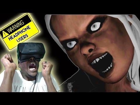 SCREAMTAGE | Oculus Rift DK2 Reaction Compilation #5
