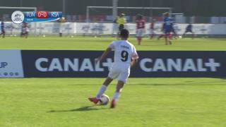 Tunisia vs South-Africa - Ranking match 9/16 - Highlight - Danone Nations Cup 2016