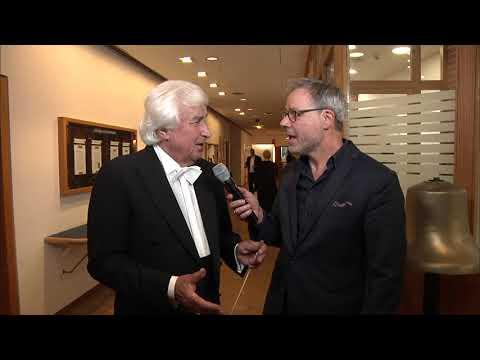 Dmitrij Kitajenko backstage interview | Philharmonie Köln
