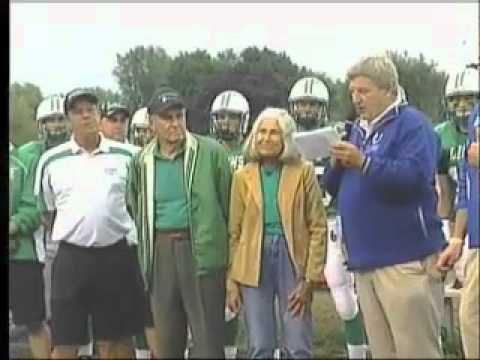 Don J. Bunge Gets Honored By The Indianapolis Colts
