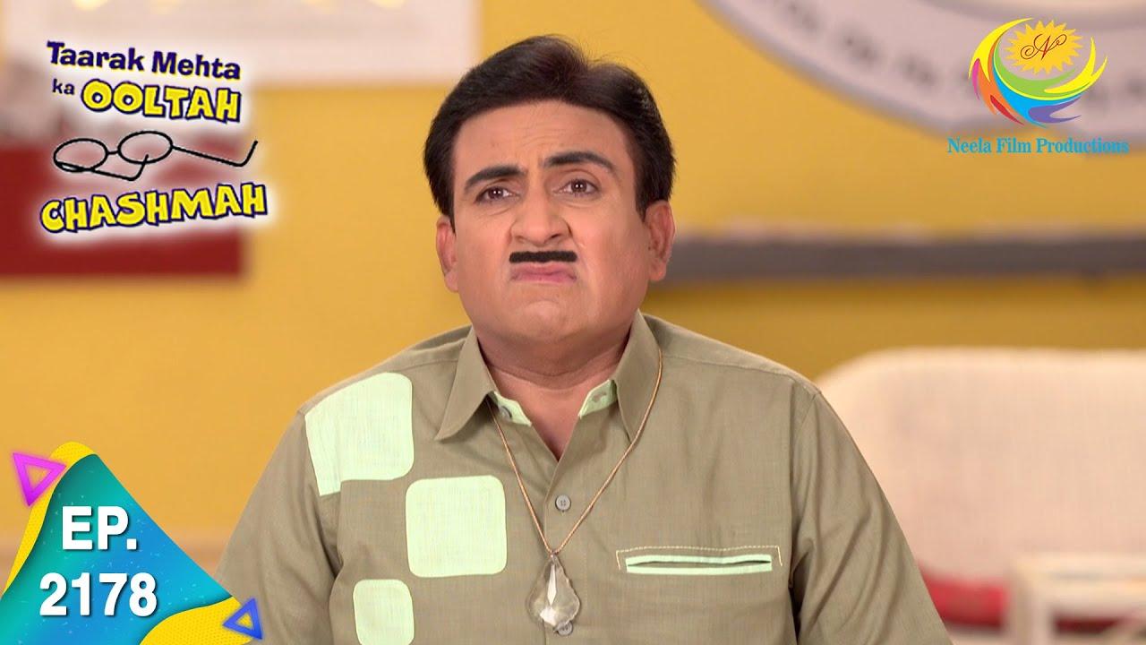 Download Taarak Mehta Ka Ooltah Chashmah - Episode 2178 - Full Episode
