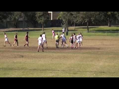 AFL SYDNEY_2016_SEN_R17_St George Dragons v North Shore Bombers 1st  Half.mov