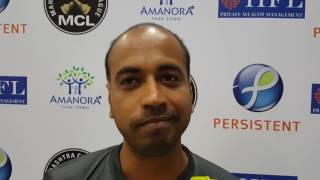 Interview with Vikramaditya Kulkarni after his win over Eesha Karavade