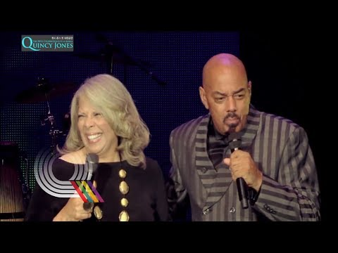 Patti Austin & James Ingram  Ba, Come To Me  in Korea