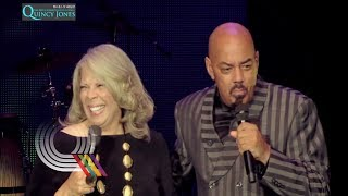 Patti Austin & James Ingram - Baby, Come To Me (Live in Korea)