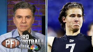 NFL Draft 2020: QB Justin Herbert finds new home with Chargers | Pro Football Talk | NBC Sports
