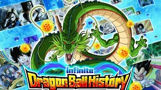 A NEW EXTREMELY DIFFICULT EVENT! INFINITE DRAGON BALL HISTORY! Dragon Ball Z Dokkan Battle