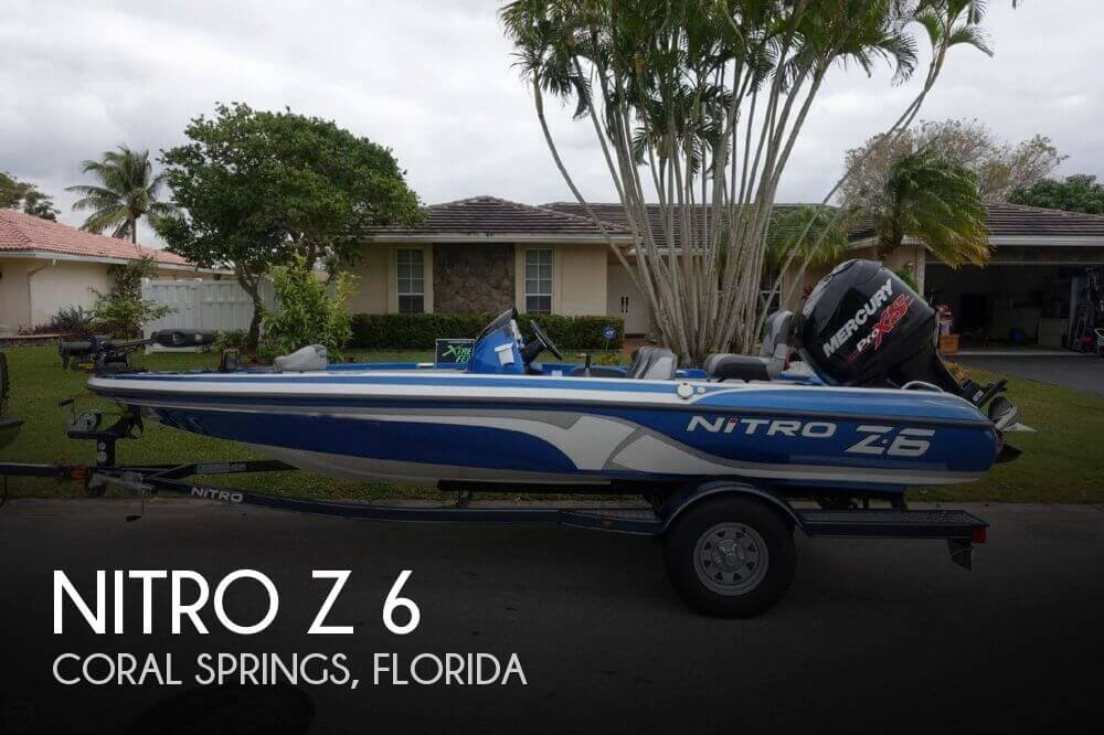 UNAVAILABLE] Used 2014 Nitro Z 6 in Coral Springs, Florida - YouTube