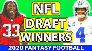 NFL Draft 2020 Winners and Losers | Fantasy Football 2020