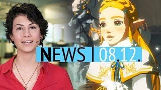 Stinkefinger bei Game Awards - Überraschungs-Release für Zelda-Fans - News