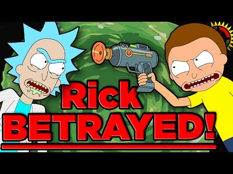 Thumbnail: Film Theory: Why Morty WILL KILL Rick! (Rick and Morty)