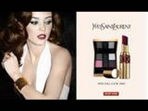 yves saint laurent fall makeup haul youtube. Black Bedroom Furniture Sets. Home Design Ideas