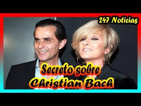 Humberto Zurita escondió un H0RR*lBLE secreto sobre Christian Bach.