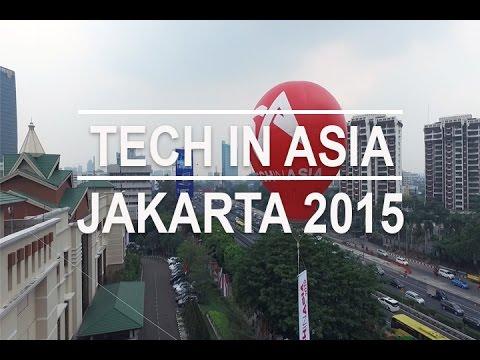 Tech in Asia Jakarta 2015