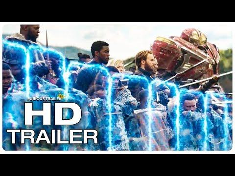 AVENGERS INFINITY WAR Wakanda Final Fight Trailer (2018) Superhero Movie Trailer HD