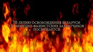 Освобождение Беларуси от немецко-фашистских захватчиков