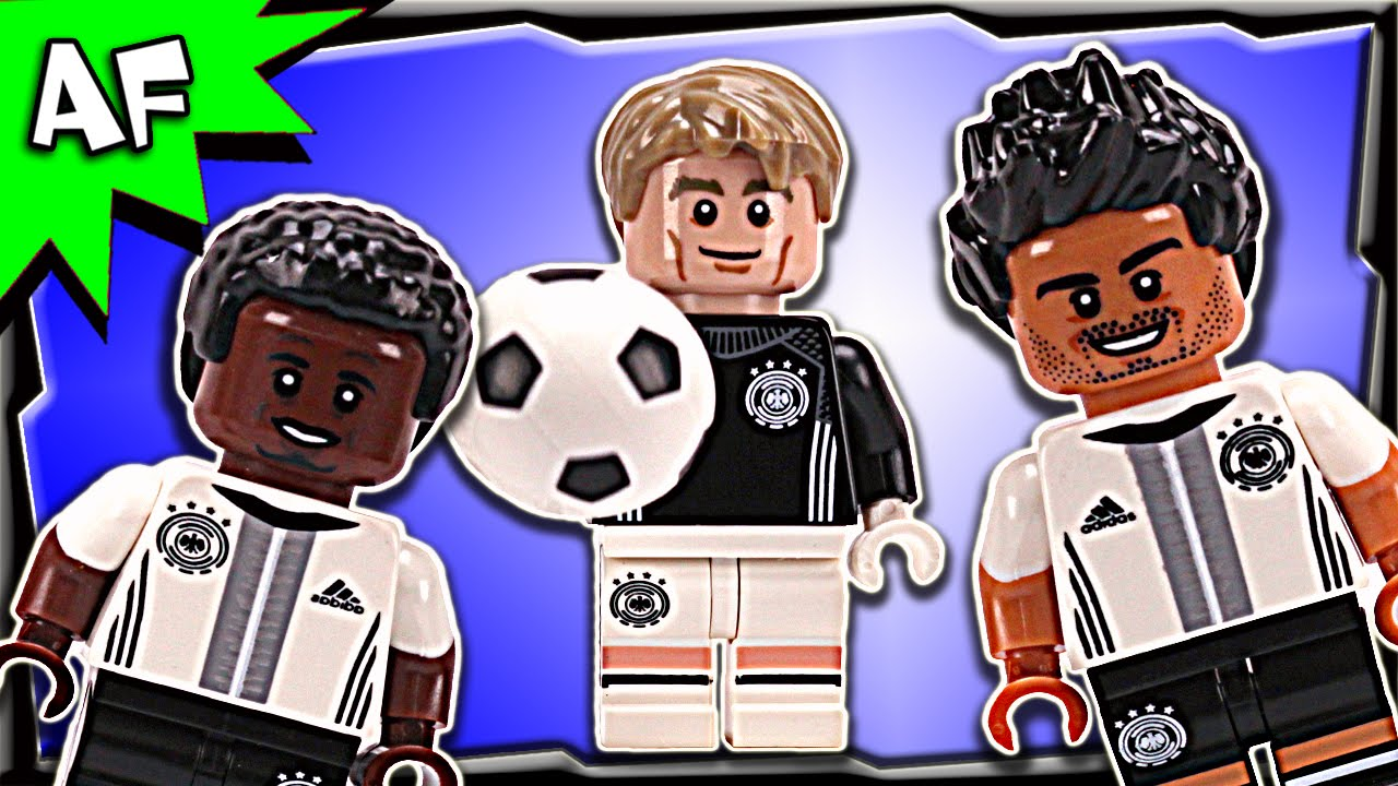 Lego andre schurrle dfb series german football team 71014 new