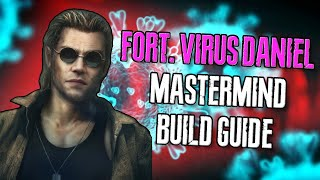 Infection Fort. Virus Daniel Mastermind Build - Resident Evil Resistance Guide