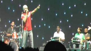 Babbu Mann Live-making fun of Harbhajan Mann- {By Roop Sandhu}