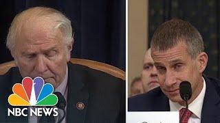 Steve Chabot On Joe Biden Defending Sons Dealings With Ukraine: 'A Lot Of Malarkey' | NBC News