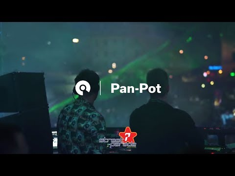 Pan-Pot @ Zurich Street Parade 2018 (BE-AT.TV)