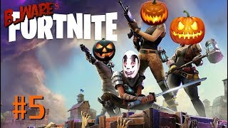HAPPY HOLLOWEEN/I AM THE JOKER - FORTNITE BATTLE ROYALE #5