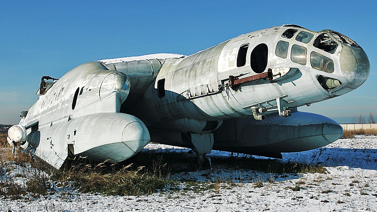 10 Самых Необычных Самолетов
