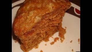 Chicago Diner Vegan Apple Cider Muffin Review