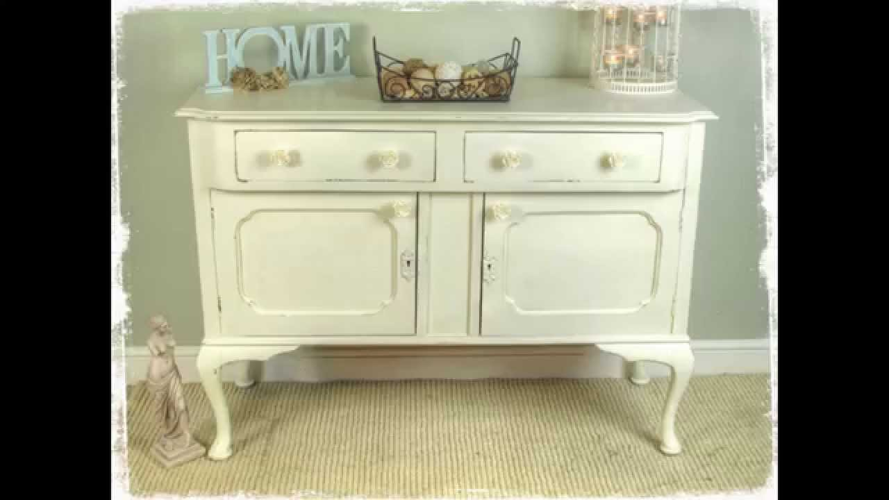 Shabby Chic Colors For Furniture : Shabby chic paint colors ideas youtube