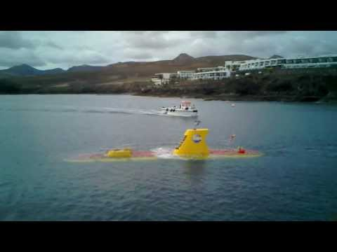 Yellow Sub Marine 2 - Lanzarote 20111117.mp4
