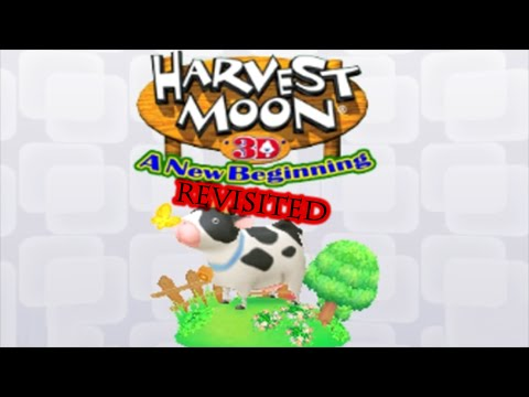 Stream - Harvest Moon: A New Beginning (Revisited)