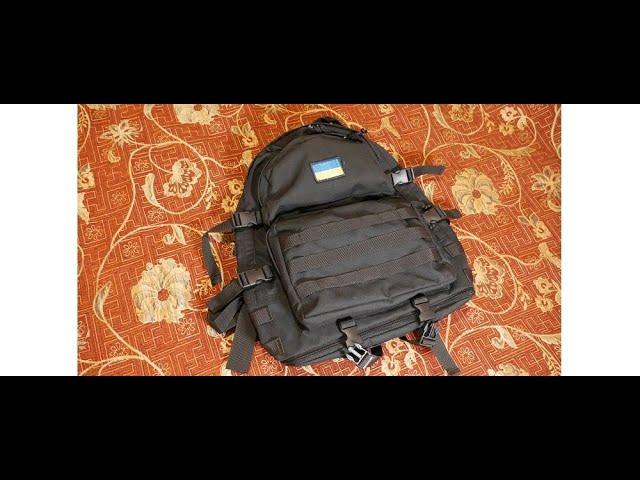 Обзор рюкзака TM 5.15.b. Достойный тактический рюкзак украинского производства?