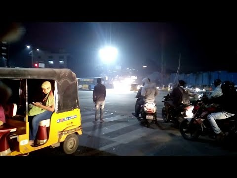 Raw Footage - Hyderabad Jubilee Check Post Visuals - Free Use - No Copy Rights - ComeTube Library