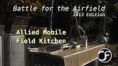 WWII Field Kitchen range - YouTube