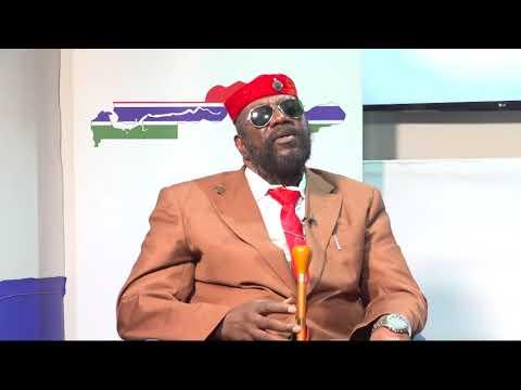 The Gambia Honorary consular to Angola  Hagie Jawara | JAMALAGAREH SHOW 16/03/2020