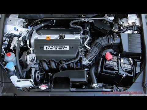 Checking exhaust valve clearance on Honda Civic using USB Autoscope