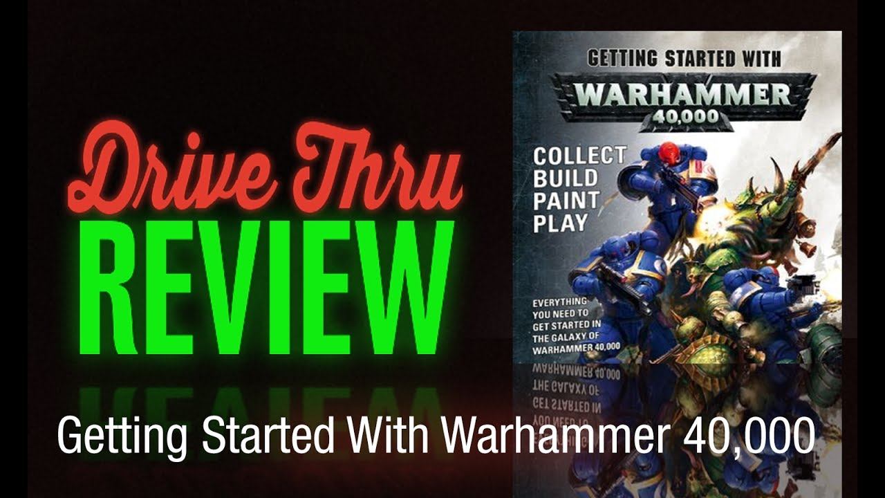 How to Start Buying a Warhammer 40.000 Tau Empire Army recommendations