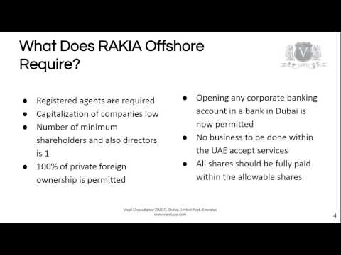 RAK Company Formation | 3 Questions To Get You Started