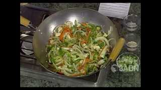 3abn: How To Make Veggie Pancit Noodles