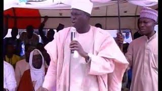 IROLE AYE -Fadilatu Sheikh Muyideen Salman Imam Offa at Kwara Poly