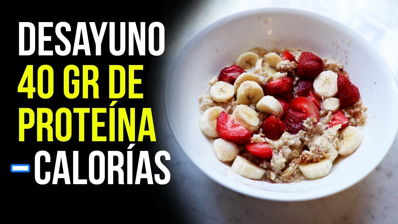 Desayuno Alto En Proteína Y Bajo En Calorías Cocinando Con Jorge Youtube