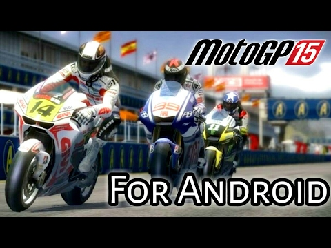 Motogp 15 Offical Game For Android Download Apk Data Youtube