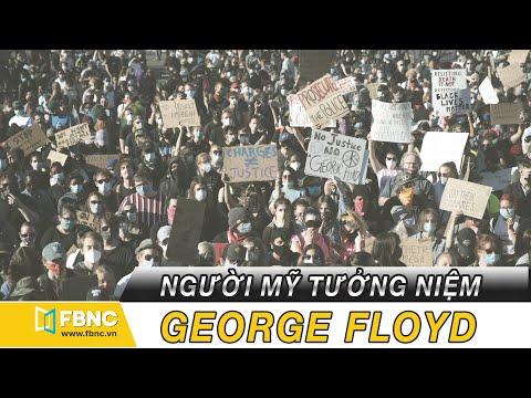 Tin thế giới nổi bật 5/6/2020 | Người Mỹ tưởng niệm George Floyd | FBNC