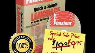Pimsleur Approach Language Coupon 67% : Pimsleur Approach Language FREE SHIPPING