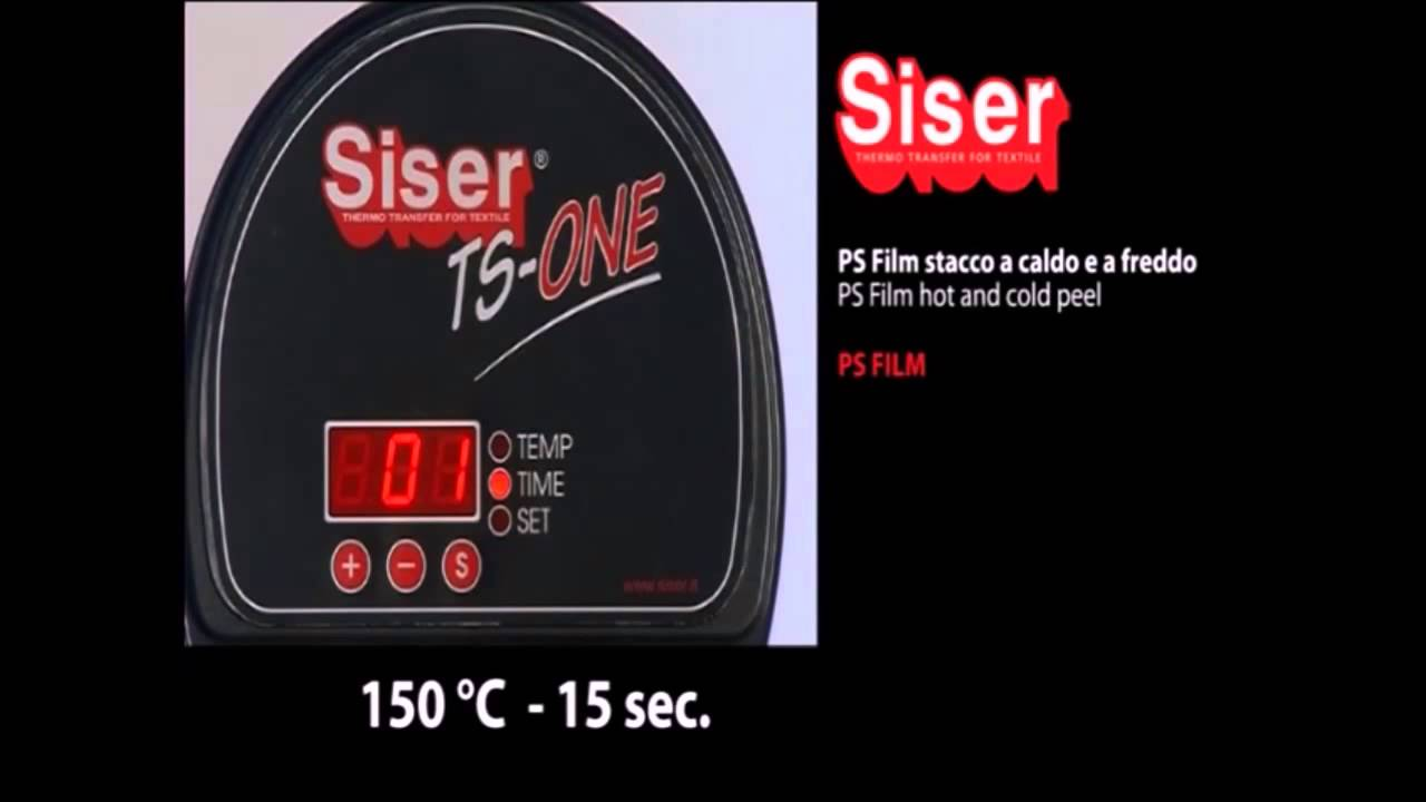c69aab51be83 Siser - Products Presentation - YouTube