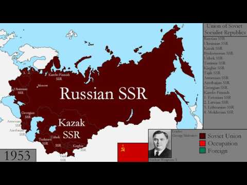 History of Russia and the Soviet Union